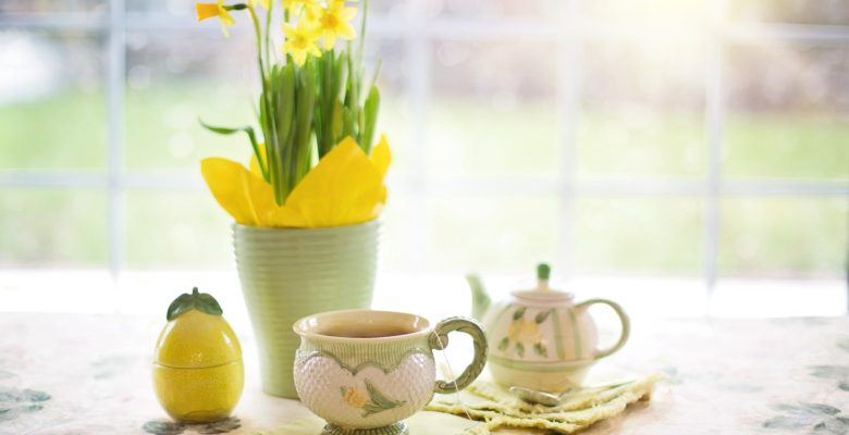 zestaw herbat w skrzynce